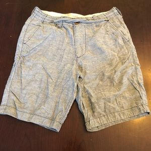 Hollister grey Classic Fit Shorts